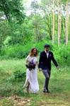 Hochzeit im Wald Brandenburg